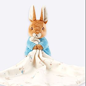 Peter Rabbit comforter