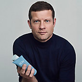 Dermot O'Leary for his 24.hr Grooming for Men range at M&S