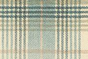 Torrin Plaid, duck egg†* – 100% wool