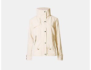 Everywear cream jacket
