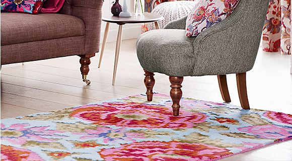 Shop patterned rugs
