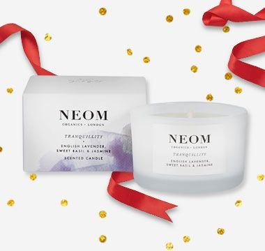 Neom Real Luxury 3-Wick Candle
