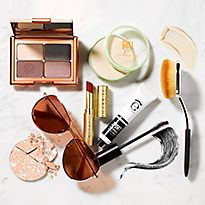 Collection of melt-proof make-up hero products