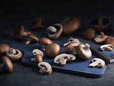 Vitamin D mushrooms