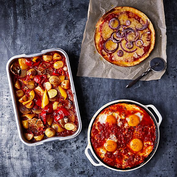 Tinned tomato recipes