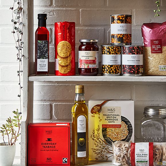 M&S store-cupboard essentials