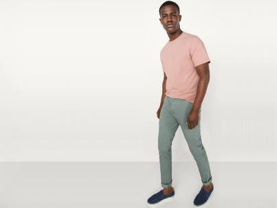 8b75094fef New slimmer fit chinos from £19.50