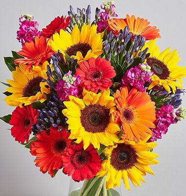 Save £5 on selected bouquets