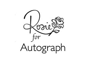 Rosie for Autograph Logo