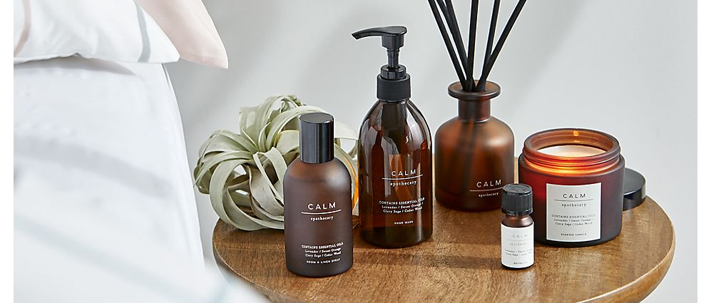 Calm home scents
