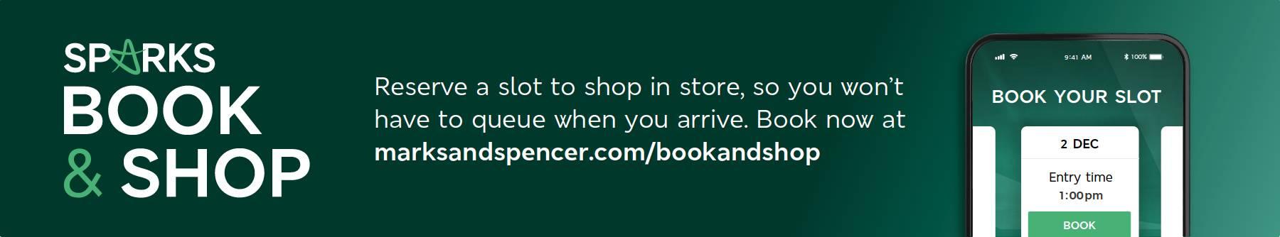 Sparks Book & Shop