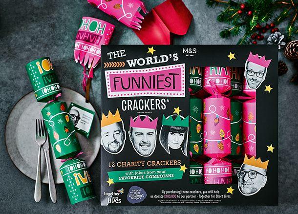 Shop crackers