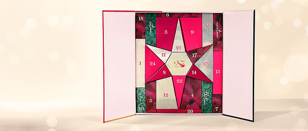 M&S Beauty Advent Calendar 2019