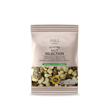 M&S nut selection