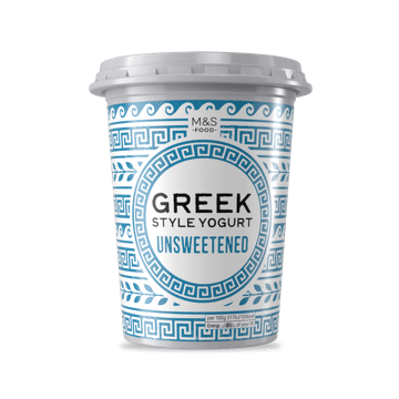 M&S Greek yogurt