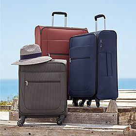 Selection of luggage