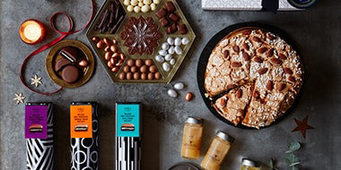 The festive food gift guide