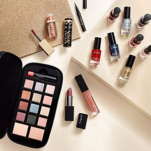 A selection of make-up