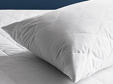 A white pillow