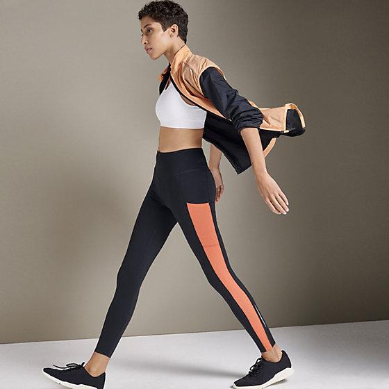 H.Miles Womens Running Tee Gym Fitness Yoga Workout Long Sleeve Sport T Shirt