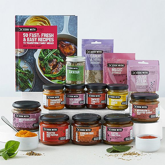 Cook with M&S gift