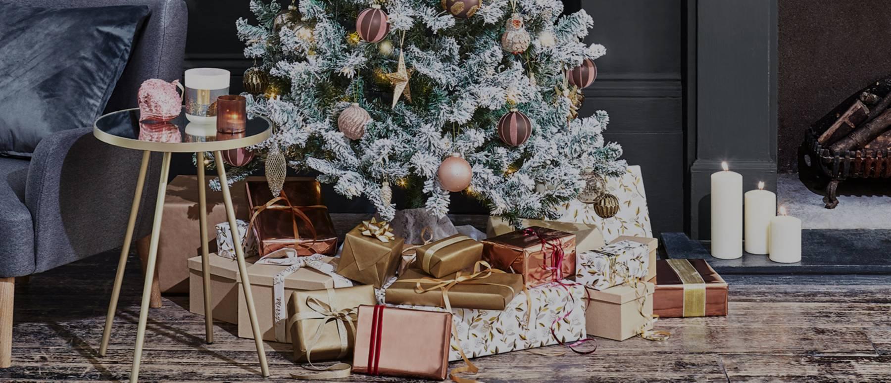 Christmas gifts, sorted
