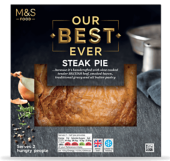 Our Best Ever - Steak Pie