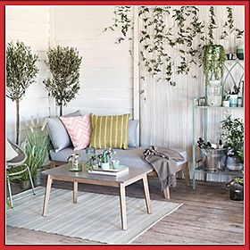Up to 40% off garden furniture