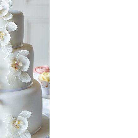 10% of all wedding cakes