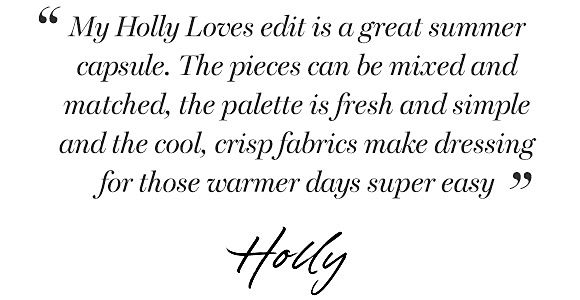 Holly quote