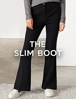THE SLIM BOOT
