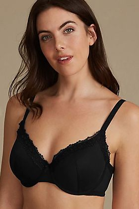 The everywear smoothing full cup bra
