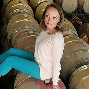 M&S Bordeaux wine buyer Emma Dawson MW