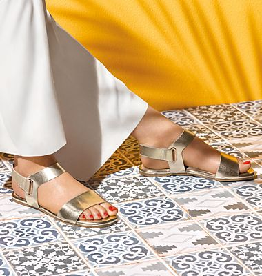 Standout sandals from £19.50