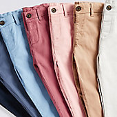 M&S boys cotton chinos