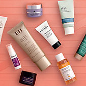 A selection of free skincare gifts