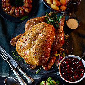 Our Christmas food is Good Housekeeping's favourite