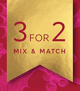 Illustrated 3 for 2 mix & match gifts image