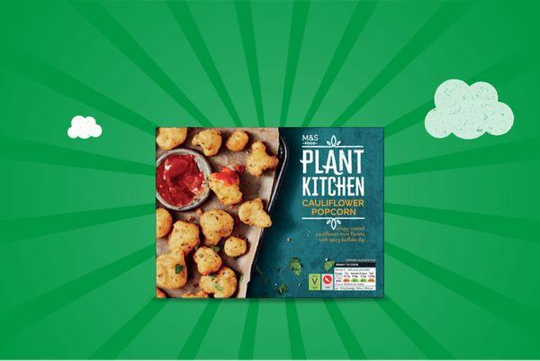 Plant Kitchen - Cauliflower Popcorn