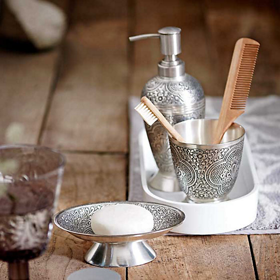 Add A Touch Of Luxury With A Bathroom Accessories Set M S