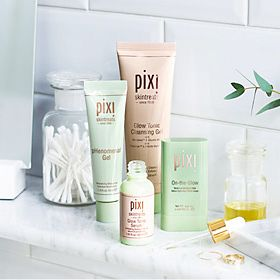New Pixi Glow products