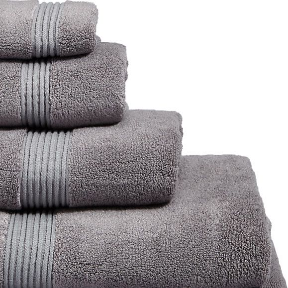 Autograph cotton modal towels