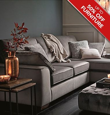 50% off selected furniture