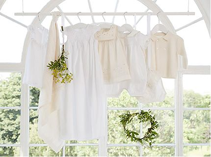 Christening and communion outfits