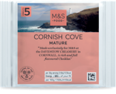 M&S Cornish Cove Mature Cheddar