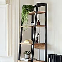 Baltimore open shelving unit