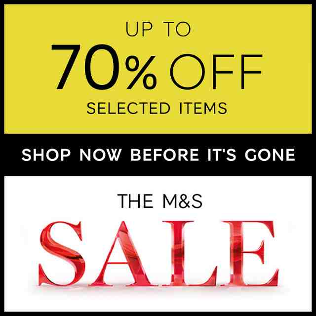 58254369091 Special offers, deals, discounts and free gifts | M&S