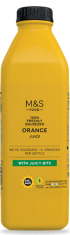 M&S Freshly Squeezed Orange Juice