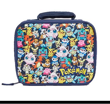 M&S Pokémon school lunch box for kids
