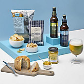 Various food and alcohol gifts